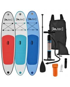Stand Up Paddle Board 305 x 71 x 10 cm versch. Farben in.tec