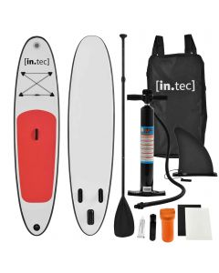 Stand Up Paddle Board 305cm Rot in.tec